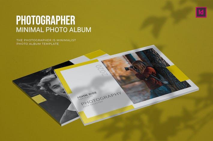 Thumbnail for Photographer - Photo Album
