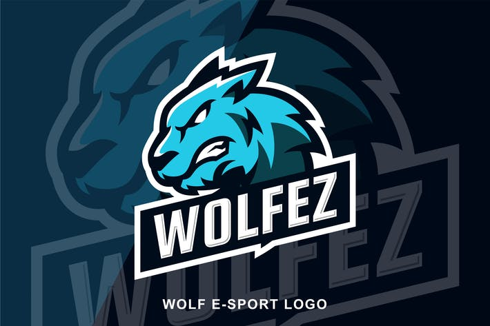 Thumbnail for Wolf E Sport Logo