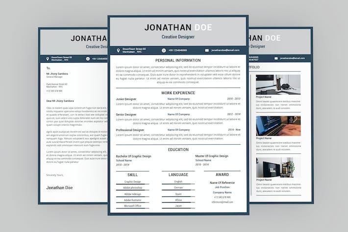 Thumbnail for Different Resume Designer