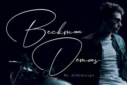 Beckman Demons - Fuente Signature