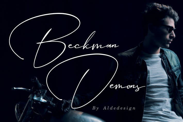 Thumbnail for Beckman Demons - Police Signature