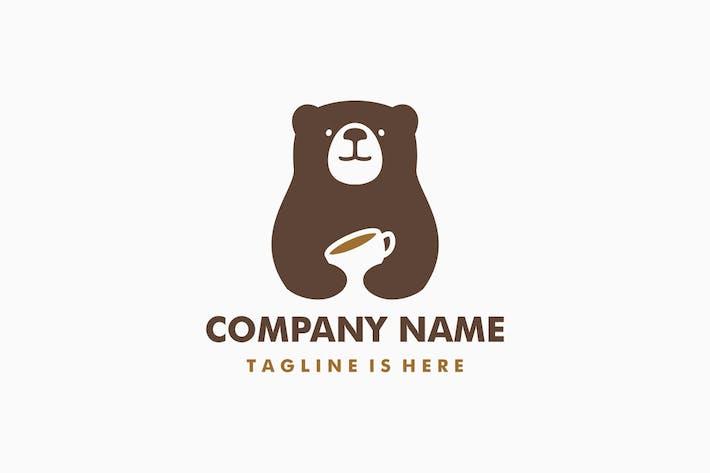 Thumbnail for Bear Coffee Logo