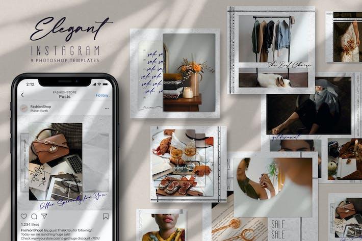 Thumbnail for Élégant Instagram