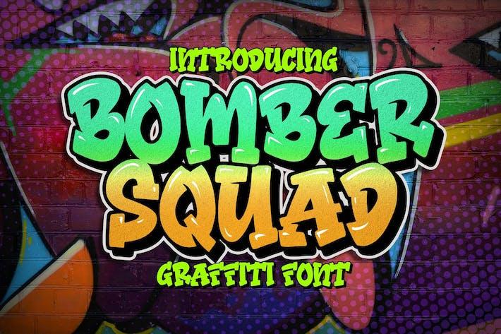 Thumbnail for Bomber Squad Graffiti Fuente
