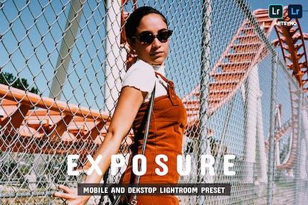 Exposure Lightroom Presets Dekstop and Mobile