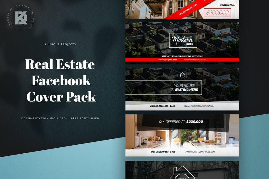 Facebook Real Estate Banners