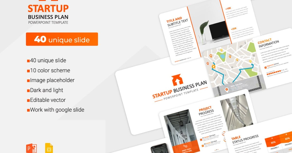 Eargo - Infographics PowerPoint Template by Premast on