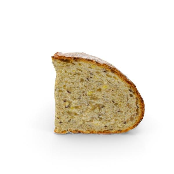 Piece of Artisan Bread