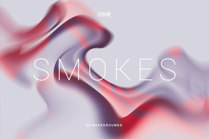 Cover Image For Smokes | Smooth Abstract Backgrounds