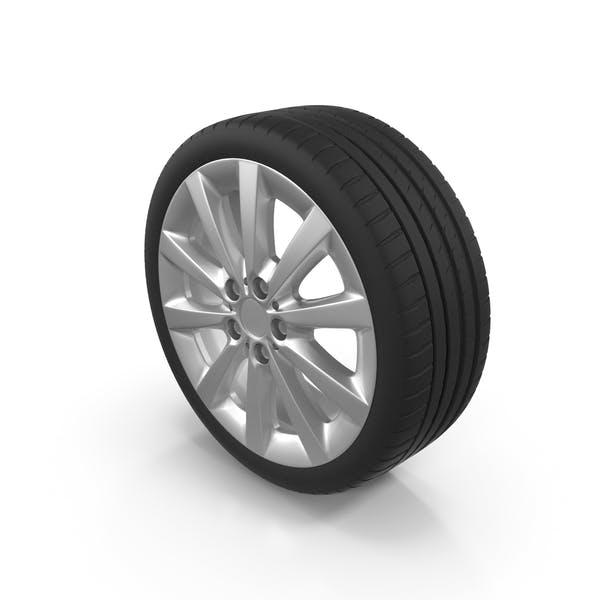 Thumbnail for Car Wheel 7