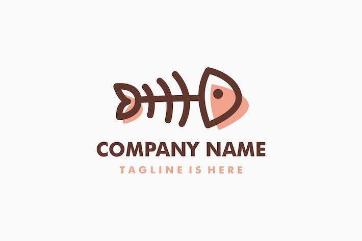 Thumbnail for Fish Bone Logo
