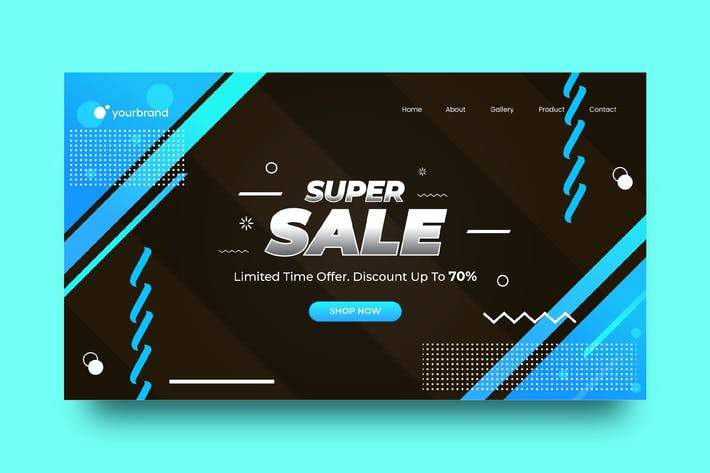 Thumbnail for Abstract Background Flash Sale