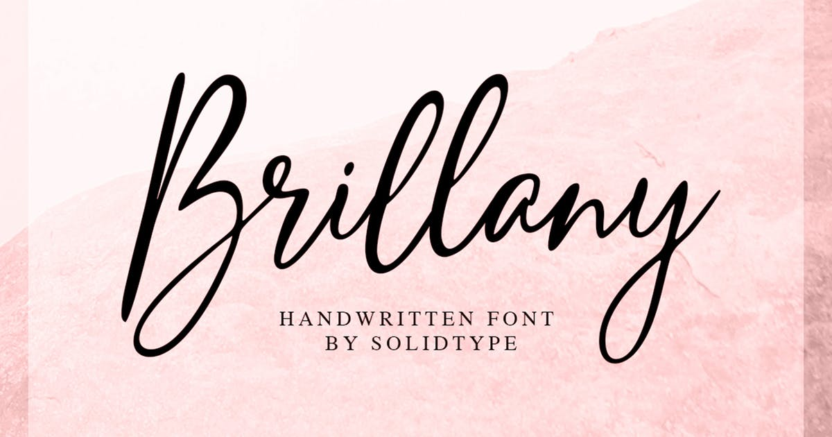 Download Brillany by Solidtype