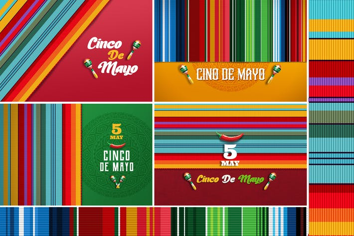 Cinco de Mayo Backgrounds