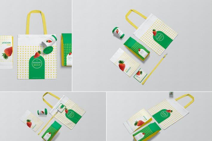 Thumbnail for Packaging Mockup Scenes
