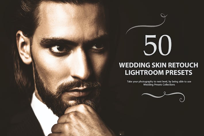 Thumbnail for 50 Wedding Skin Retouch Lightroom Presets