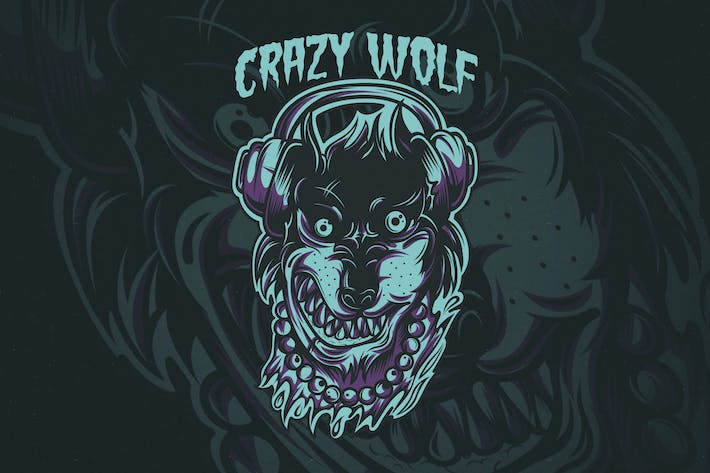 Thumbnail for Crazy Wolf