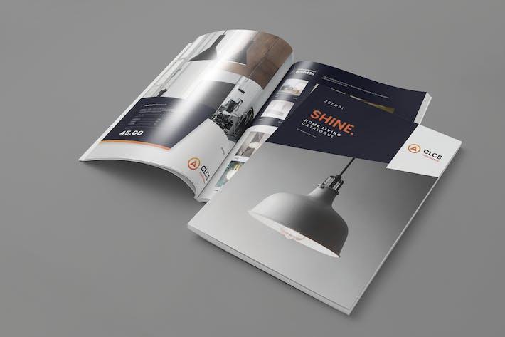 Thumbnail for Catalogue de produits Bifold