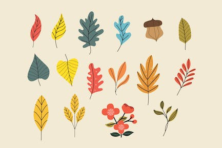 Floral Organic Vector Pack