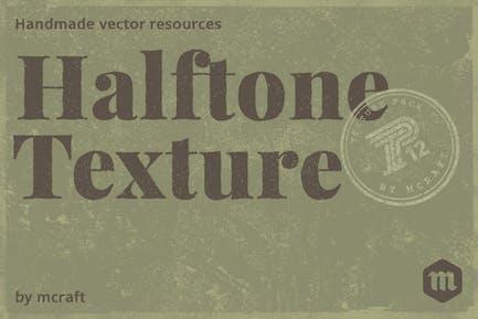 Halbton-Textur Pack Hintergrund