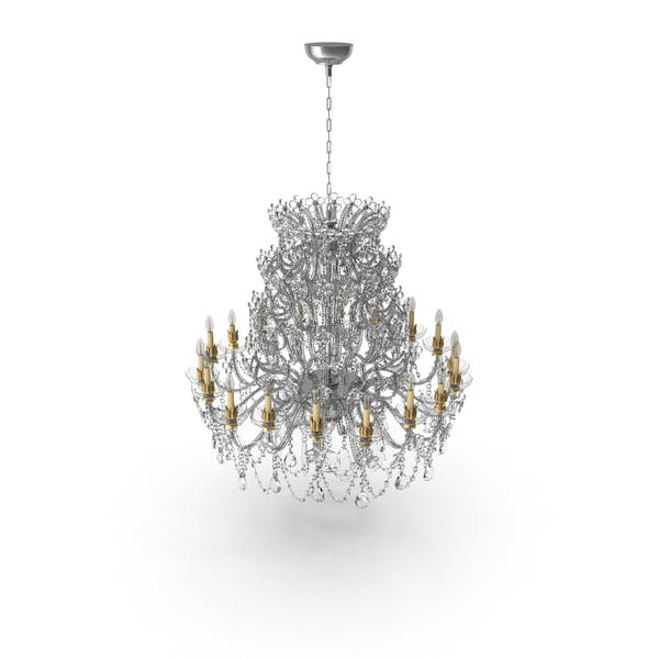 Thumbnail for Crystal Chandelier