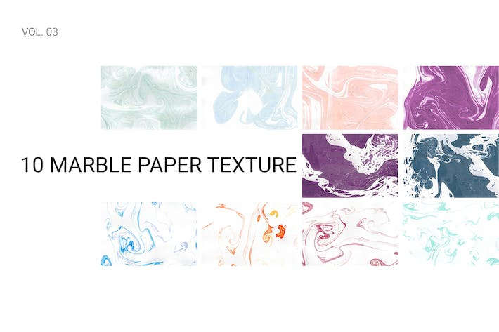 Thumbnail for Marble Paper Texture Vol. 03