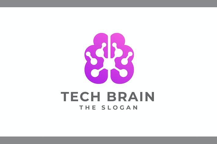 Thumbnail for Virtual Brain - Human Intelligence Logo