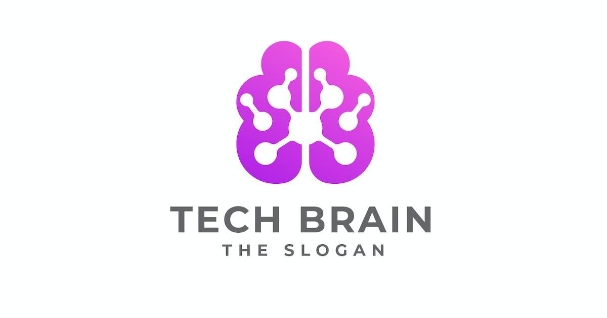Download Virtual Brain - Human Intelligence Logo by Suhandi