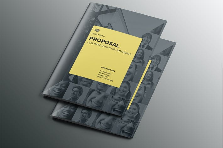 Cover Image For Proposal Brochure