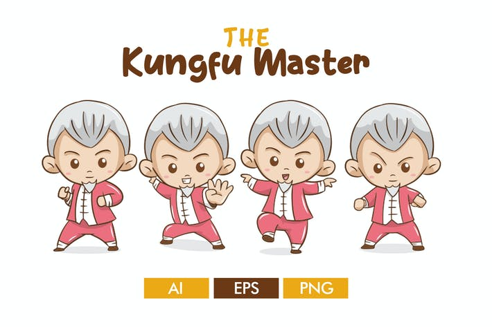 Thumbnail for The Kungfu Master