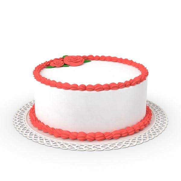 Thumbnail for Round Cake