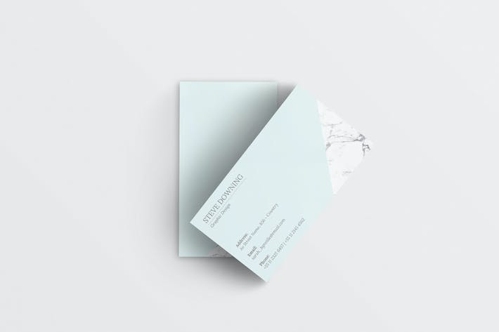 Thumbnail for Minimalist Business Card