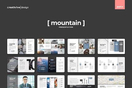 Mountain PowerPoint