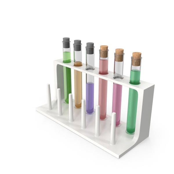Cover Image for Test Tube Rack