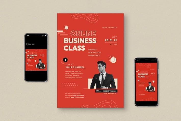 Virtual Online Business Class