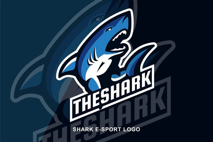 Thumbnail for Shark E Sport Logo