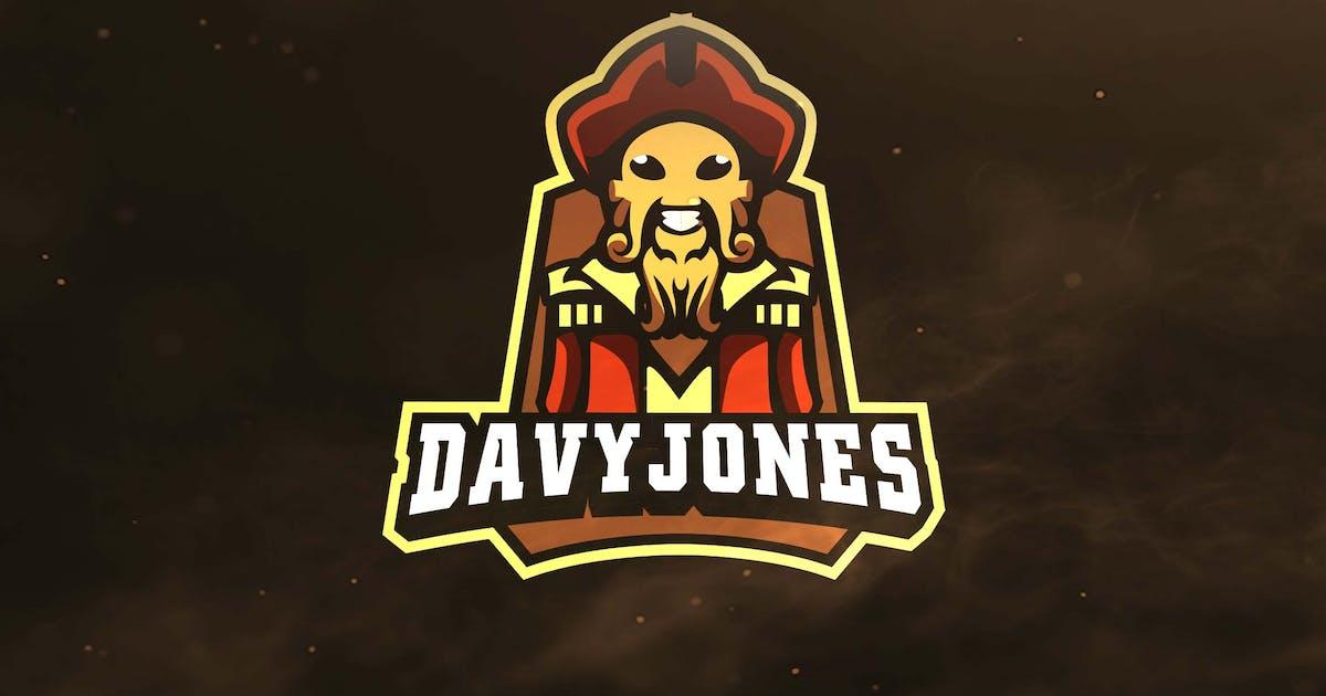 Download Davyjones Sport and Esports Logos by ovozdigital