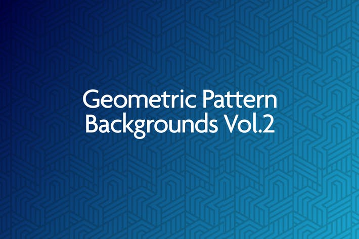 Thumbnail for Geometric Pattern Gradient Backgrounds Vol.2