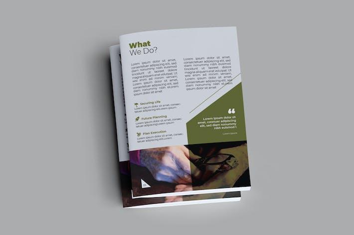 Brochure d'assurance-vie