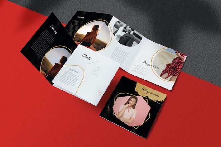 Thumbnail for Brochure Brosse dorée