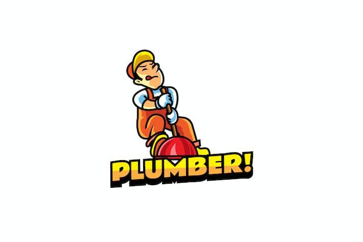 Thumbnail for plumber - Mascot Logo