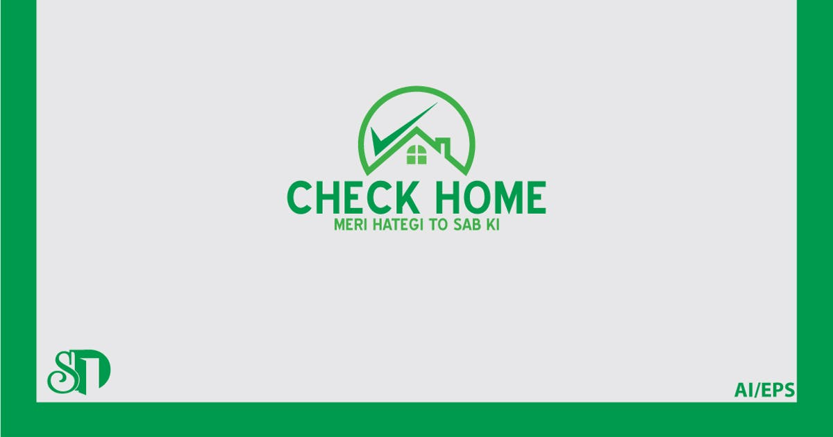 Download CHECK HOME by shazidesigns