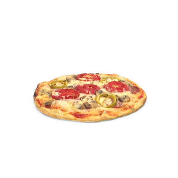 Small Size Pizza