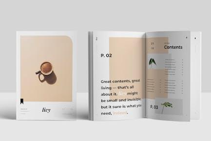 Minimaler Katalog