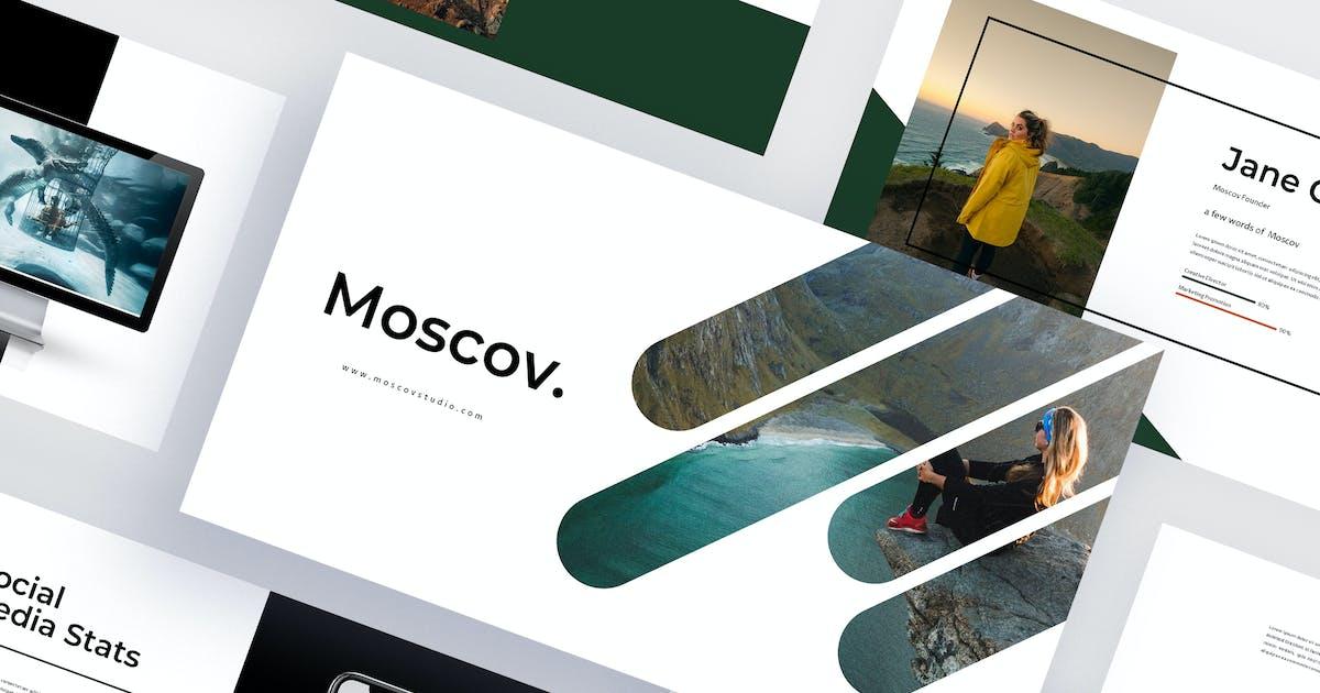 Download Moscov - Travel Keynote Template by eunavia