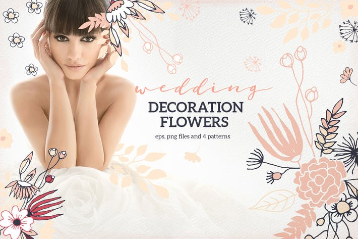 Thumbnail for Wedding Decoration Flowers