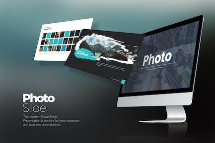 Шаблоны Keynote фотографий