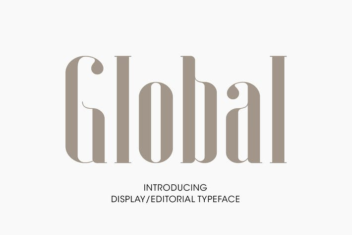 Cover Image For Global
