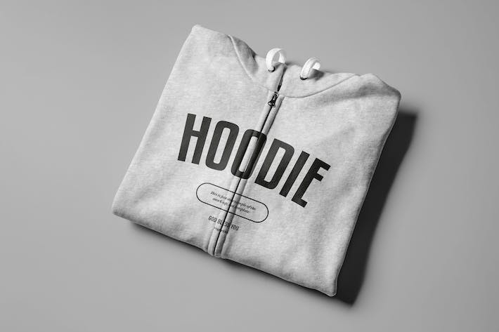 Thumbnail for Hoodie Mock-up 2
