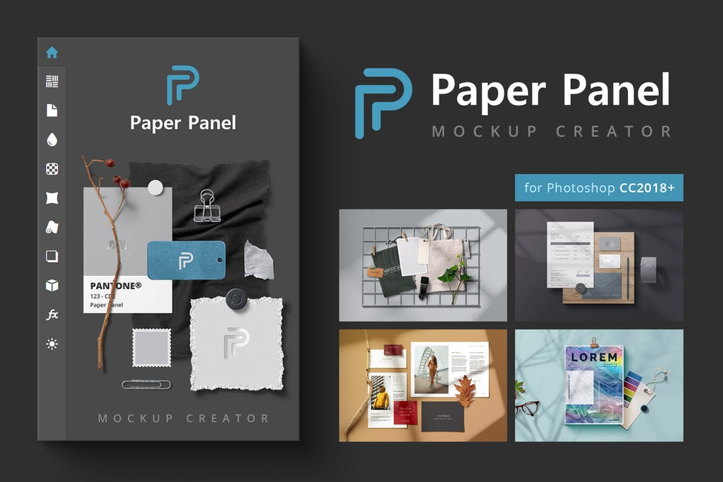 Paper Panel